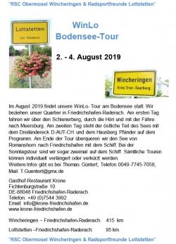Radsportfreunde Wincheringen & Lottstetten